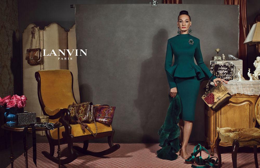 Jacquie Murdock (81)foi garota propaganda da marca Lanvin graças à repercussão do blog Advanced Style