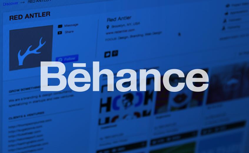 O  Behance  é a rede social dos profissionais de criação