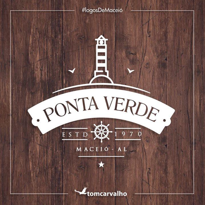Ponta Verde, principal cartão-postal