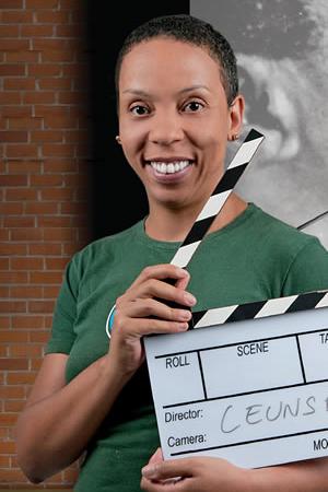 A cineasta e professora Lilian Solá Santiago