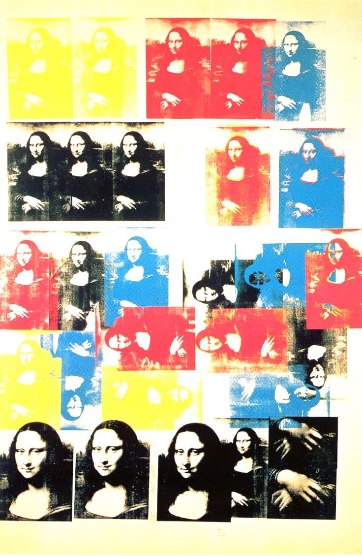 24 - Andy Warhol também já fez várias versões em 1963