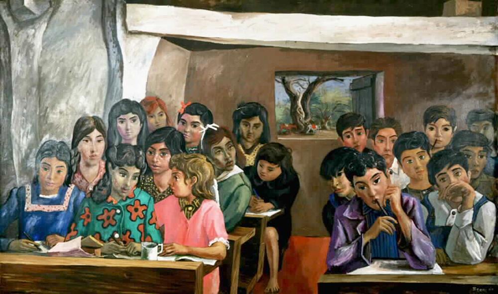 La Escuelita Rural (1956)