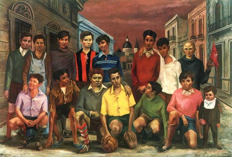 Campeones de Barrio (1954)