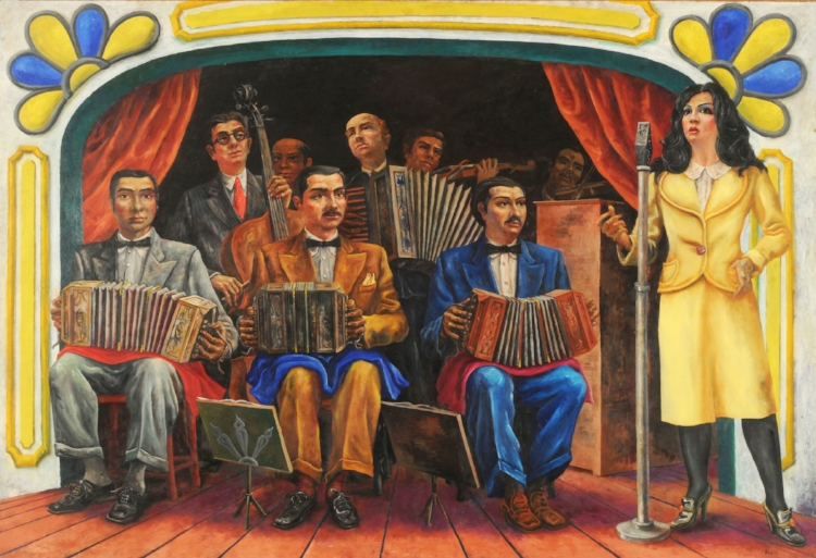La Orquesta Típica