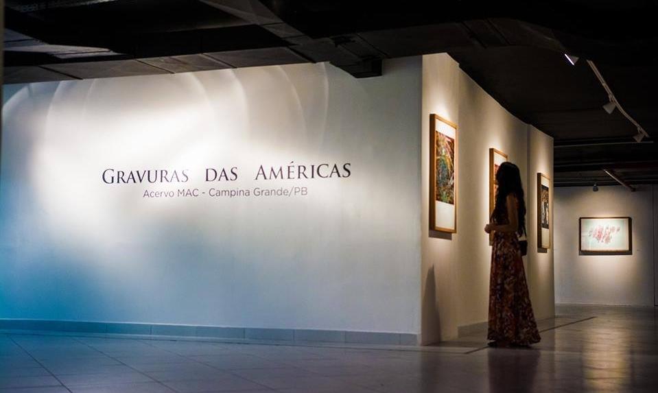 A Galeria Archidy Picado é um dos melhores espaços para exposições em João Pessoa (Fotografia: Thercles Silva)