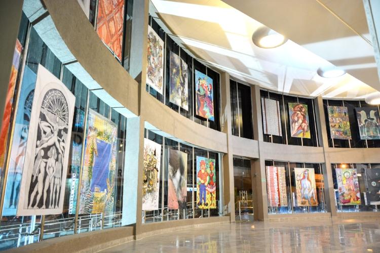 Galeria de Artes do Complexo Cultural Teatro Deodoro recebe propostas até 16 de setembro