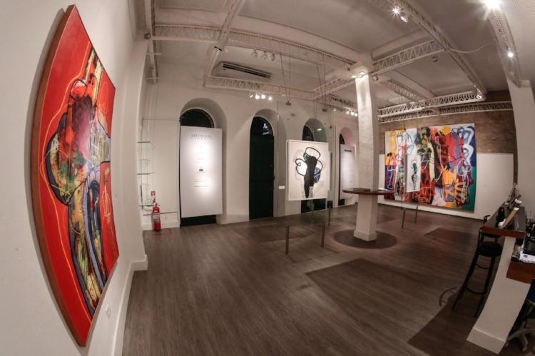 A Arte Plural Galeria recebe a nova exposição de Carlos Pragana, com título inspirado na obra de Fernando Pessoa
