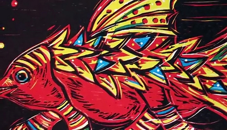 A arte de Tita do Rêgo Silva fica em cartaz no MHAM até 30 de agosto