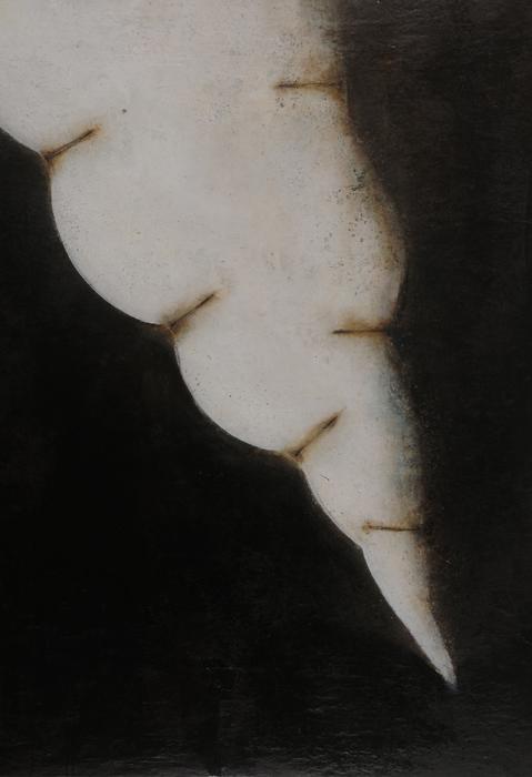 'Fogo-Fátuo', de Daniel Senise (Brasil)