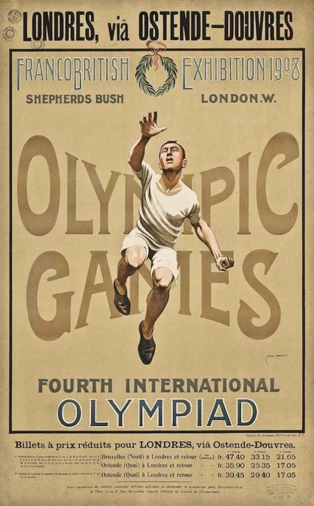 1908 - Londres (Reino Unido)