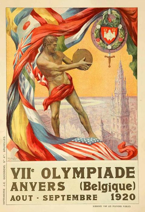 1920 - Antuérpia (Bélgica)