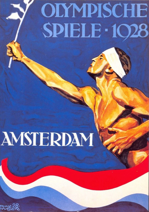 1928 - Amsterdã (Holanda)
