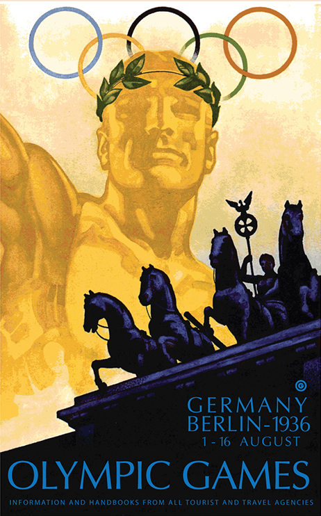 1936 - Berlim (Alemanha)