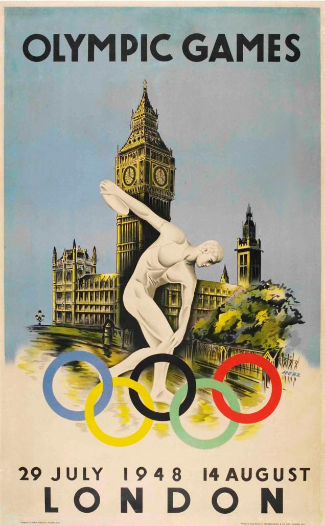 1948 - Londres (Reino Unido)