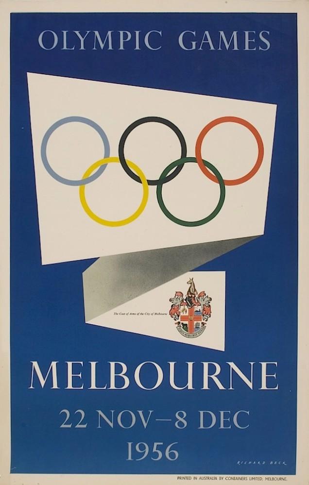 1956 - Melbourne (Austrália)