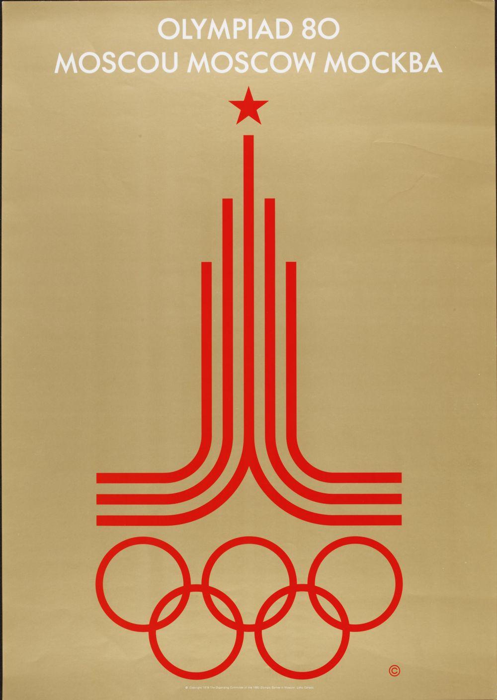 1980 - Moscou (União Soviética)