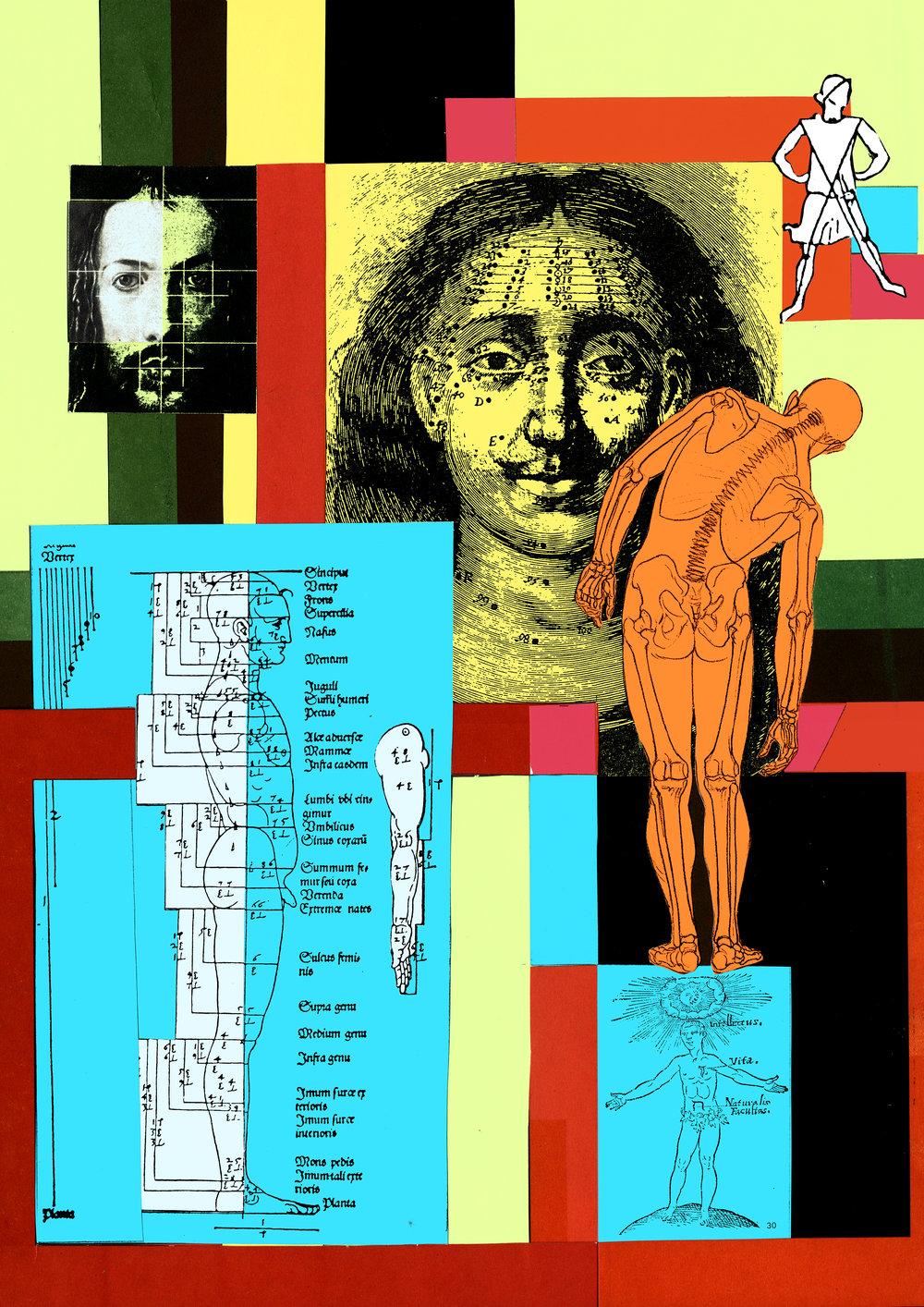Obras do poeta visual brasileiro Wladimir Dias-Pino