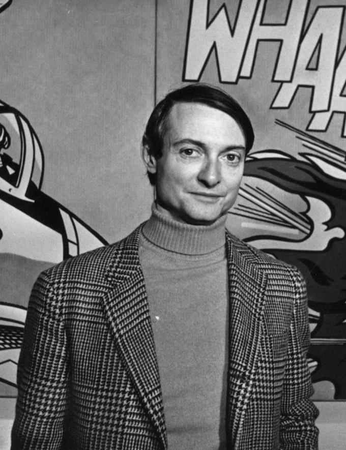 As imagens criadas por Lichtenstein estão até hoje presentes na cultura pop