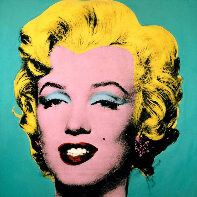 'Marilyn Monroe' (1962), Andy Warhol