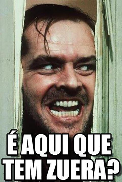 Os memes geralmente são relacionados ao humor ou como os brasileiros chamam: zueira!