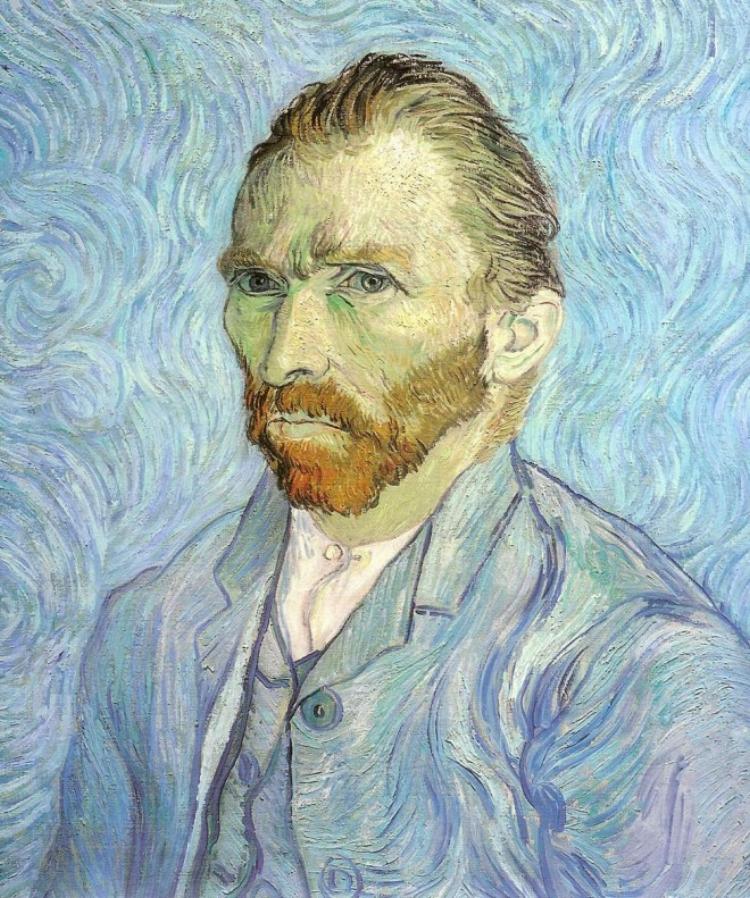 Van Gogh pintou inúmeros autorretratos, inclusive após perder sua orelha