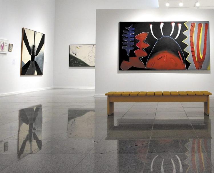 A obra de Leonilson é revisitada nessa exposição retrospectiva