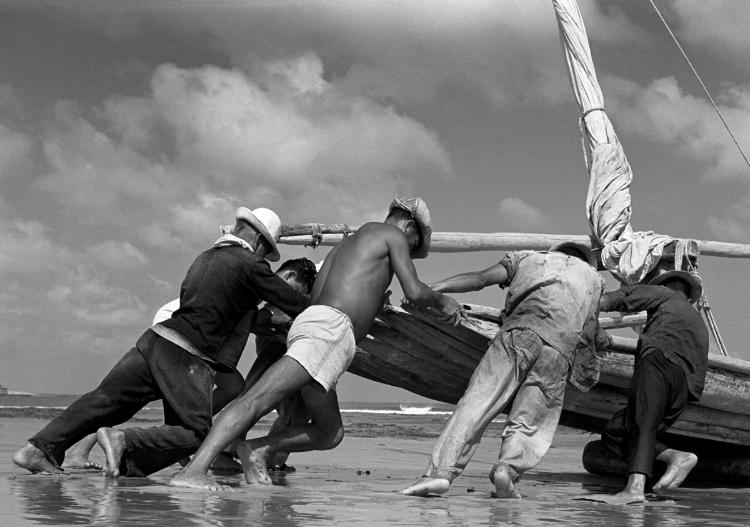 Com o ensaio fotográfico  'Mucuripe' , Chico Albuquerque foi responsável por projetar nacionalmente a costa cearense