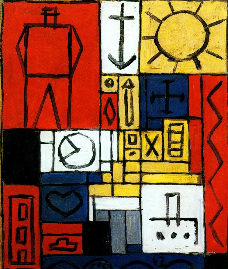 8 - O símbolo do coração representa o centro do organismo