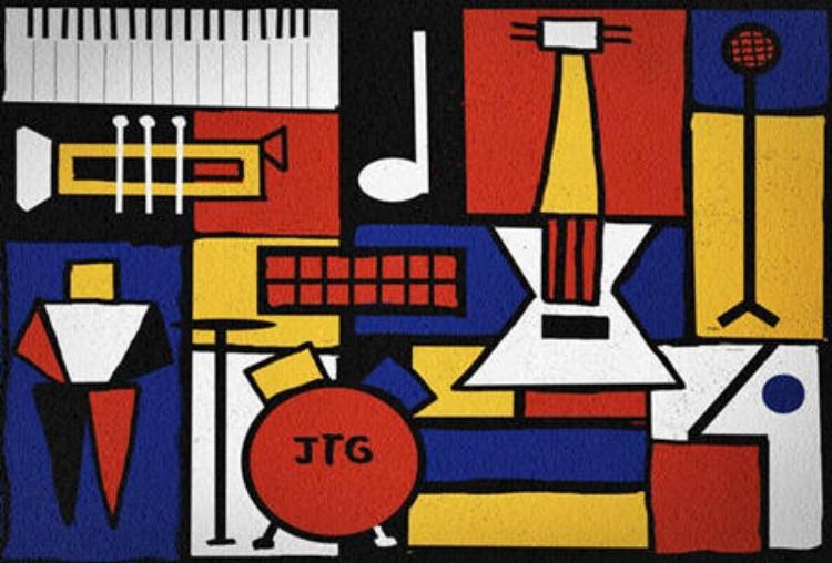 20 - Uma cena musical na visão de Torres García