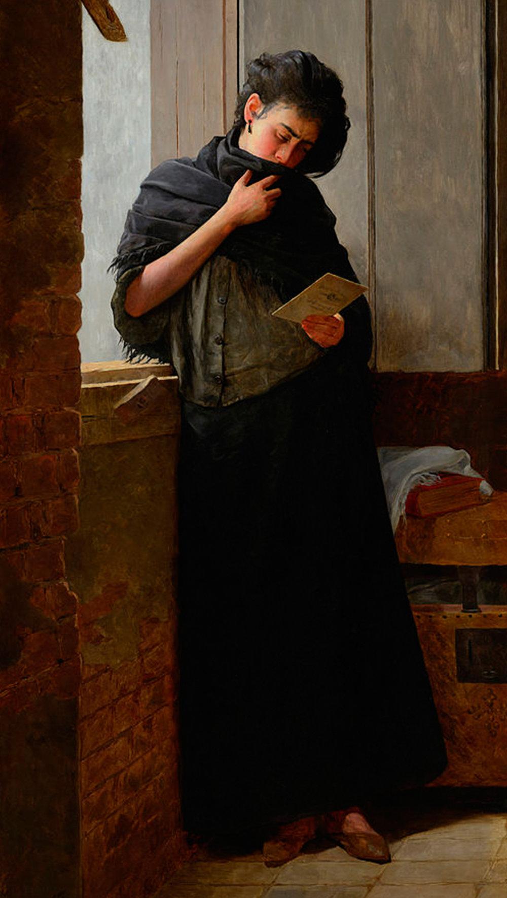 'Saudade'  (1899)