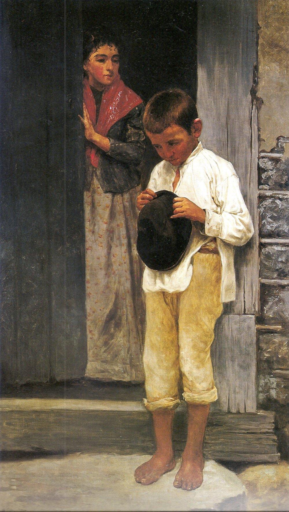 'Recado Difícil'  (1895)