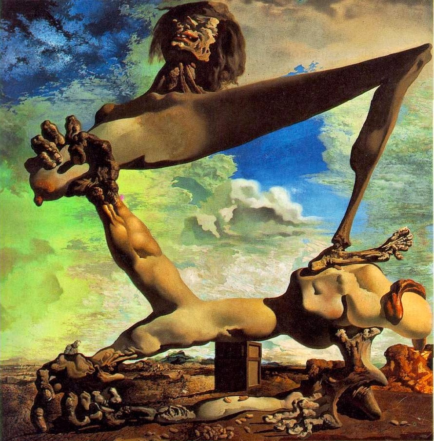 Premonição da Guerra Civil - Salvador Dalí.jpg