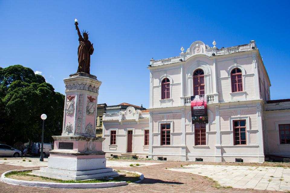 Museu da Imagem e do Som - Misa, em Maceió-AL