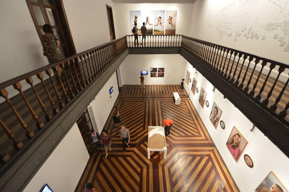 Por dentro do Museu de Arte Moderna Aloísio Magalhães - Mamam, em Recife-PE