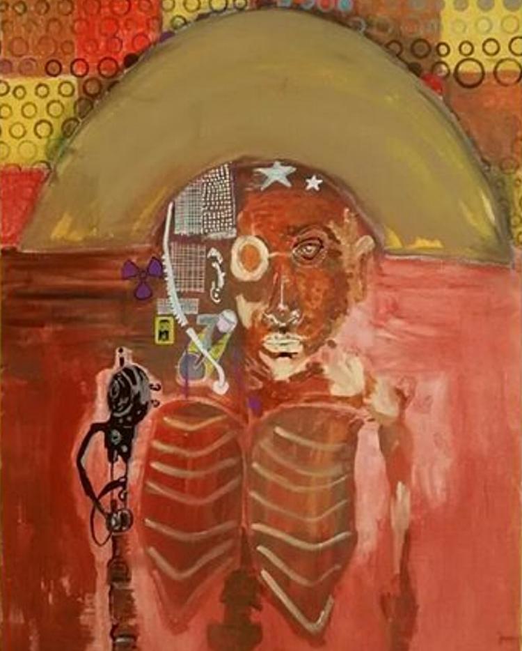 Exposição anterior do artista esteve em cartaz no Museu da Gente Sergipana