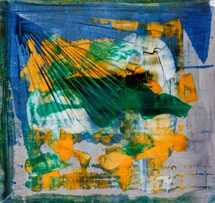 Obras de Patrícia Melro em cartaz na exposição  'Por trás do véu'