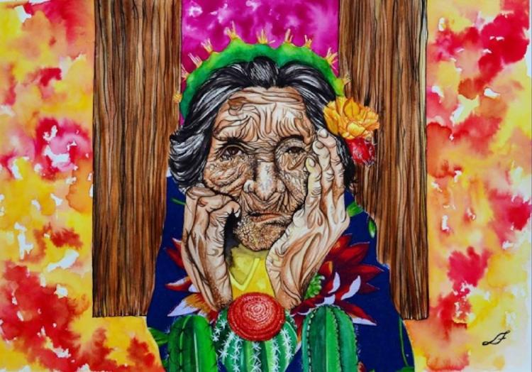 'Maria',  de Larissa Freire