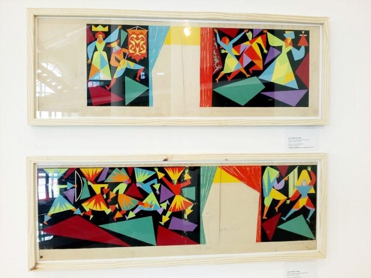 Obras do artista modernista exploram o colorido e a vibração dos folguedos populares de Pernambuco