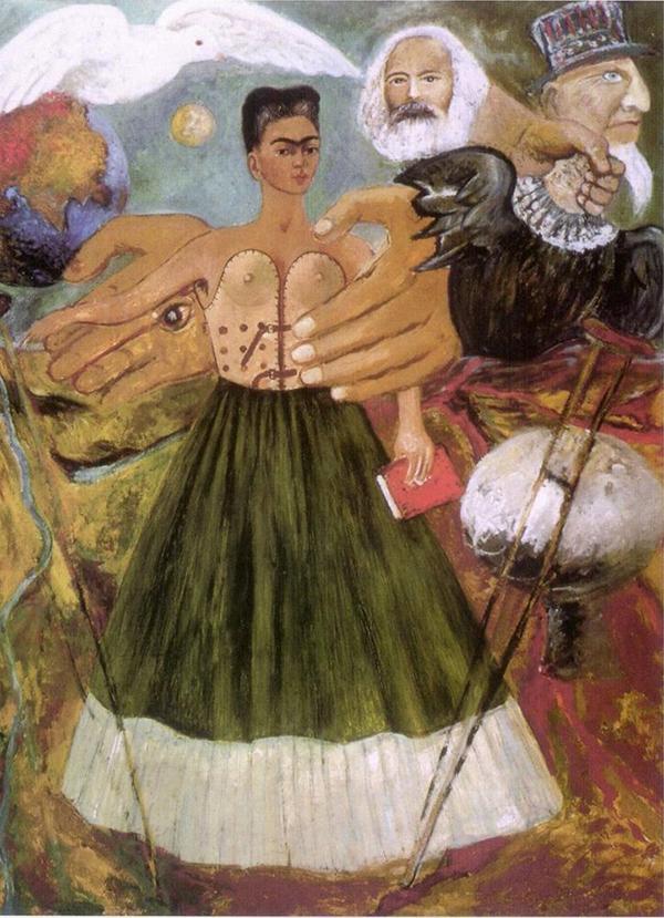 Obras De Frida Kahlo Con Significado