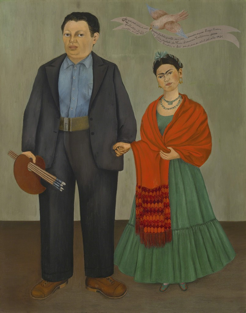 22 - 'Frieda e Diego Rivera' (1933)