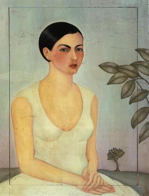 25 - 'Retrato de minha irmã Cristina' (1928)