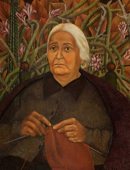 26 - 'Retrato de Dona Rosita Morillo' (1944)
