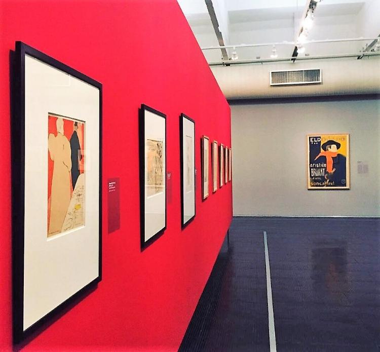 MASP abriga a maior exposição já feita no Brasil sobre o artista francês Toulouse-Lautrec