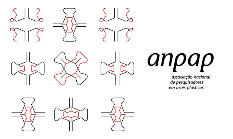 Identidade visual do 26º Encontro da ANPAP