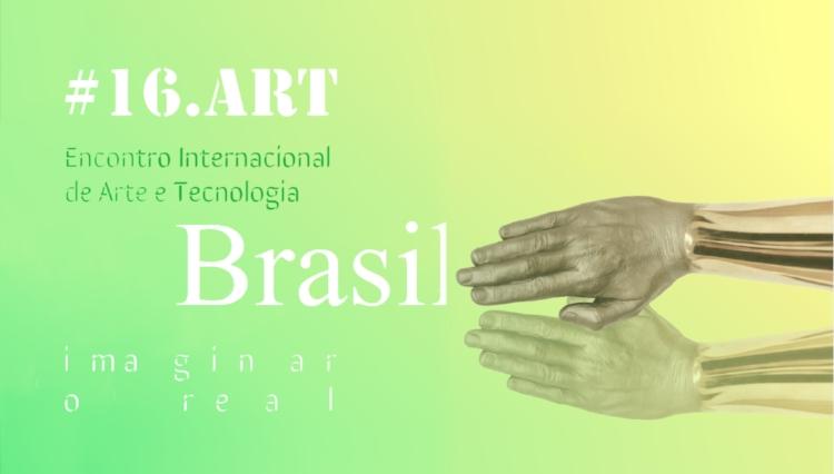 A etapa brasileira da #16.ART acontece entre 4 e 7 de setembro, em Brasília-DF