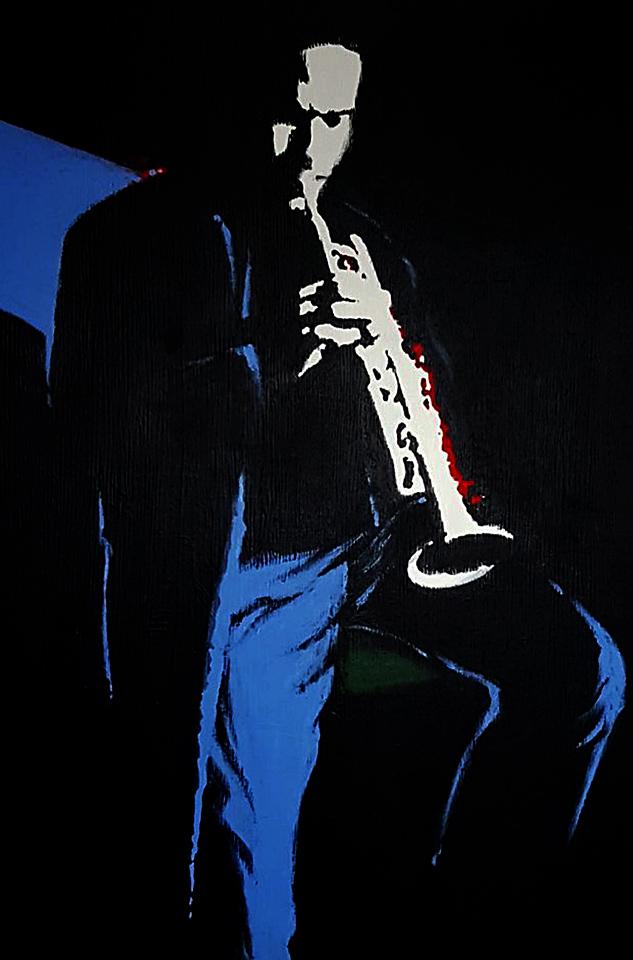 O artista é um apaixonado por este gênero musical
