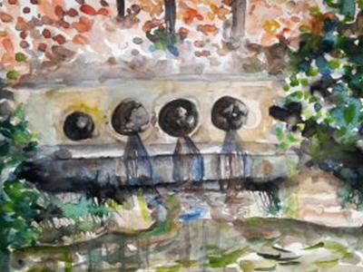 Triste realidade: esgotos desaguando no rio