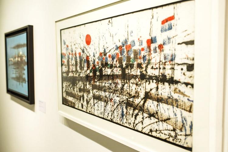 Essa é uma das maiores exposições retrospectivas dedicadas à Antonio Bandeira