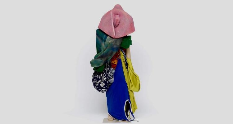 'A', Not 'I'  (2016), de Cibelle Cavalli Bastos, uma das obras da exposição 'Queermuseu'