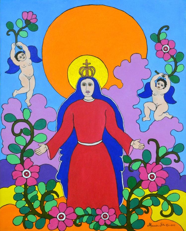 A obra de Alexandre Filho ganhou reconhecimento internacional ainda entre os anos 1960 e 1970